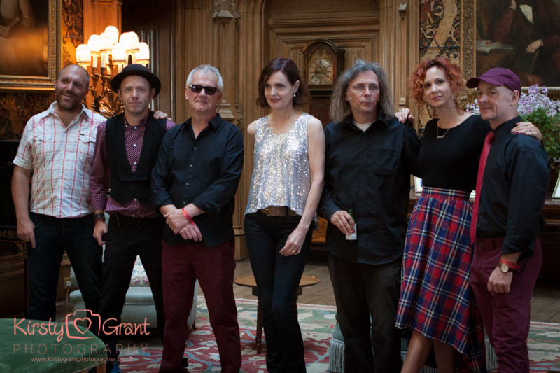 Sadie and The Hotheads - HIghclere Castle